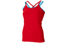 Marmot Women's Erin Tank cherry tomato/blue sea